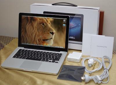 Laptop Apple Macbook Pro MD213