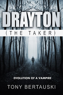 Drayton (The Taker) by Tony Bertauski