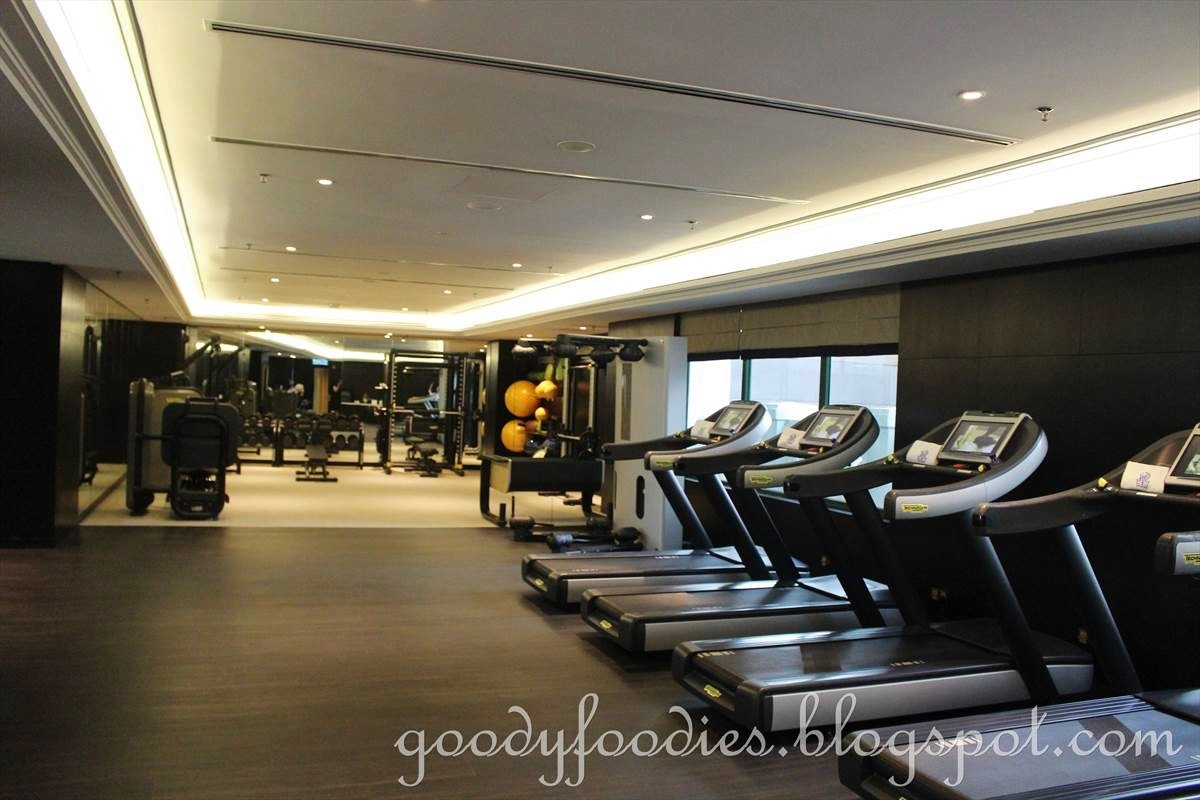 Goodyfoodies hotel review the ritz carlton kl revamped