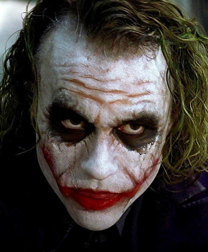 Happy Halloween Day: 12 Joker Halloween Makeup Ideas