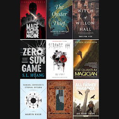 2018 Debut Author Challenge Cover Wars - October Debuts