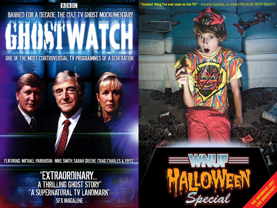 Episode 341: Ghostwatch (1992) and The WNUF Halloween Special ...