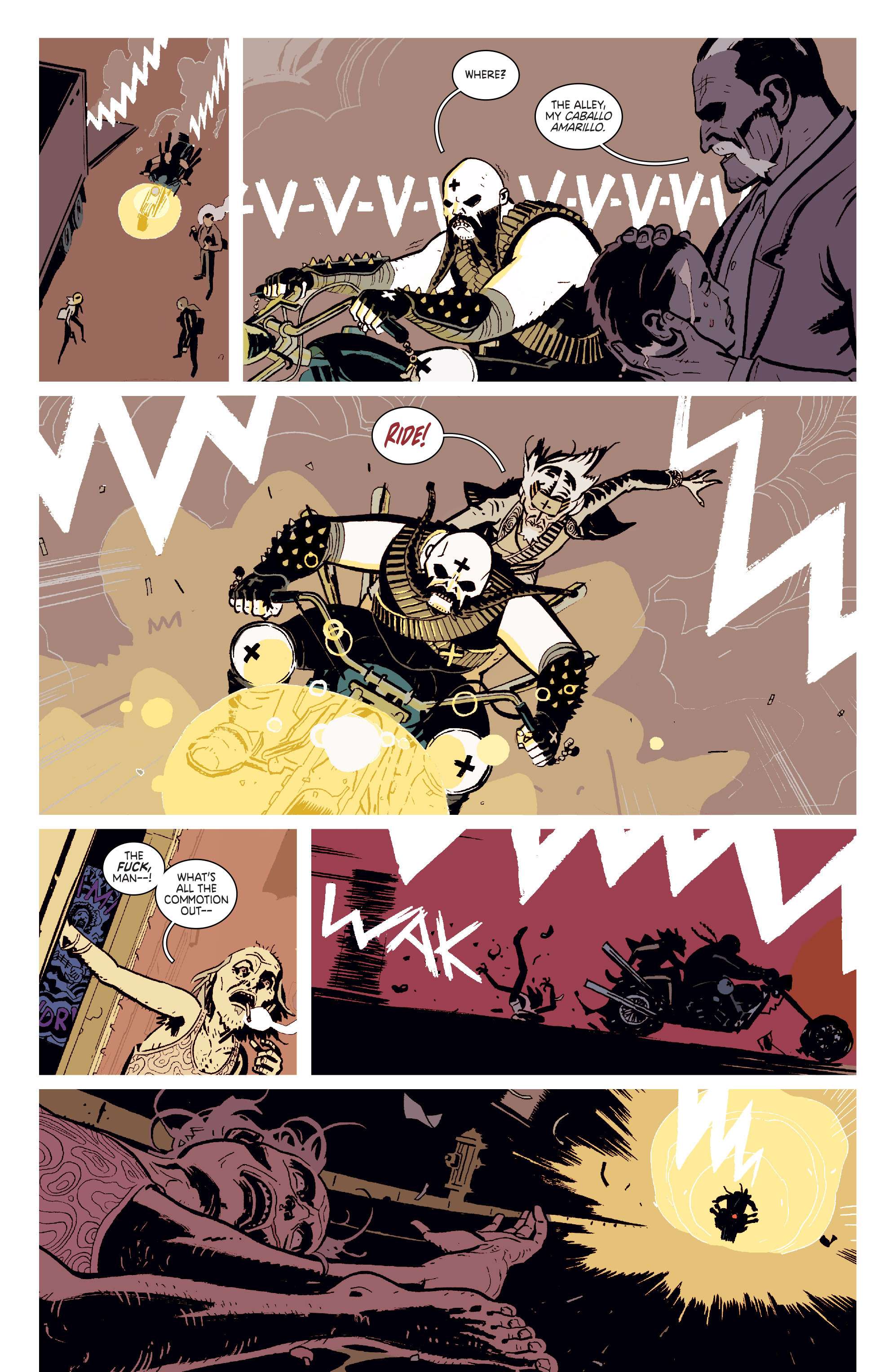 Read online Deadly Class comic -  Issue # _TPB 3 - 12