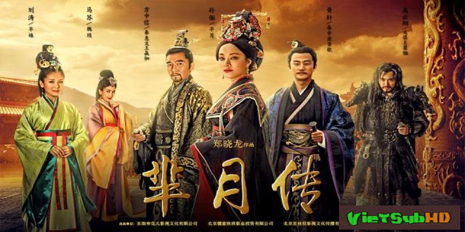 Phim Mị Nguyệt Truyện Hoàn Tất (81/81) VietSub HD | The Legend Of Miyue 2015