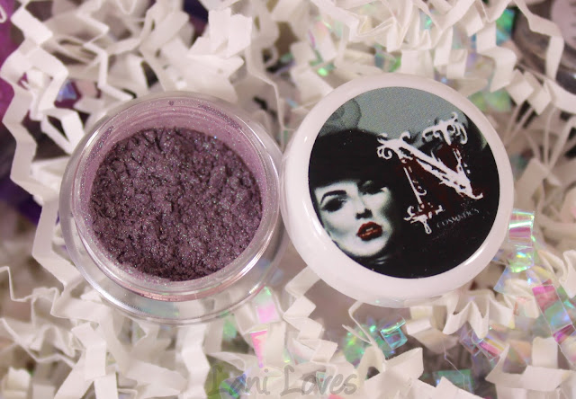 Notoriously Morbid Chromosphere Eyeshadow Swatches & Review