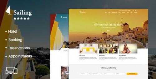 Sailing v1.13.1 – Hotel WordPress Theme