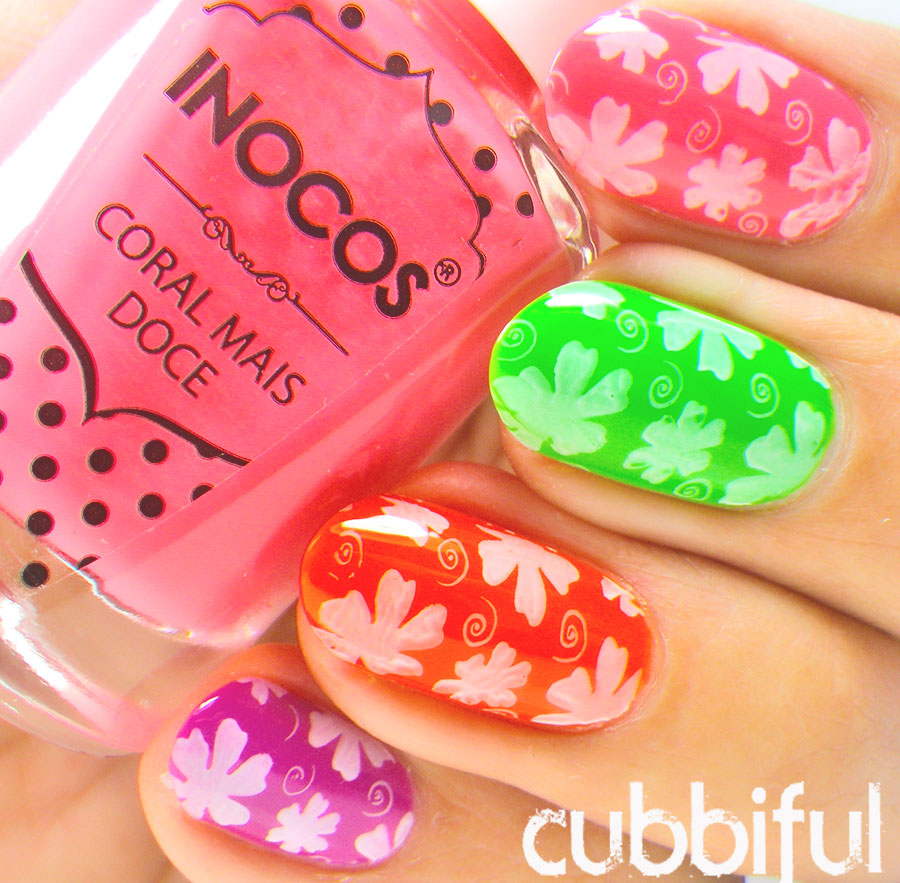 inocos coral mais doce