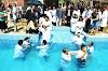 IEADERN em Japi realiza Batismo nas águas, inauguração da casa pastoral e aniversário do Pastor Albérico Marques