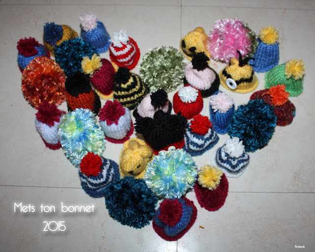 bonnets pour Innocent
