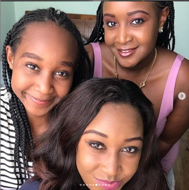 How Not-Married Betty Kyallo Introduced Her Sister To Team Mafisi