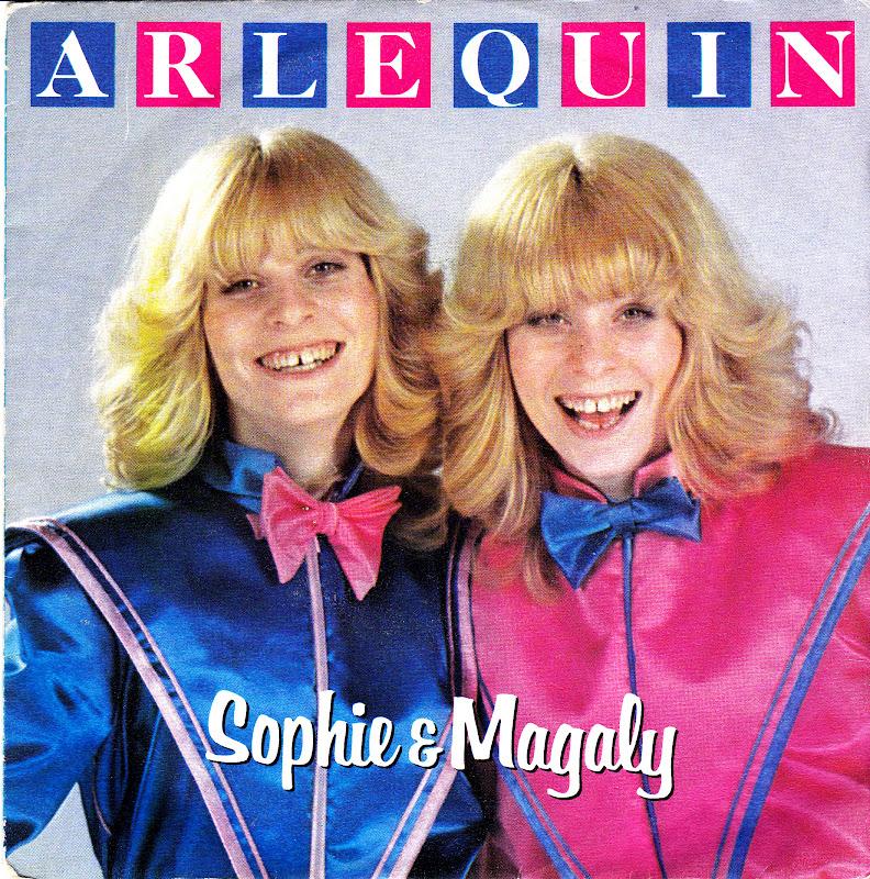 """Résultat de recherche d'images pour """"sophie et magaly arlequin"""""""
