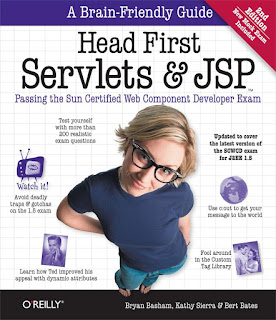 Best book to learn Servlet and JSP