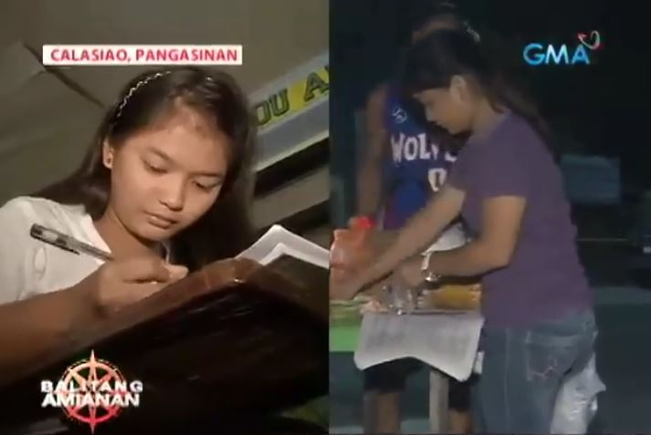 Student by day, 'balut' vendor by night