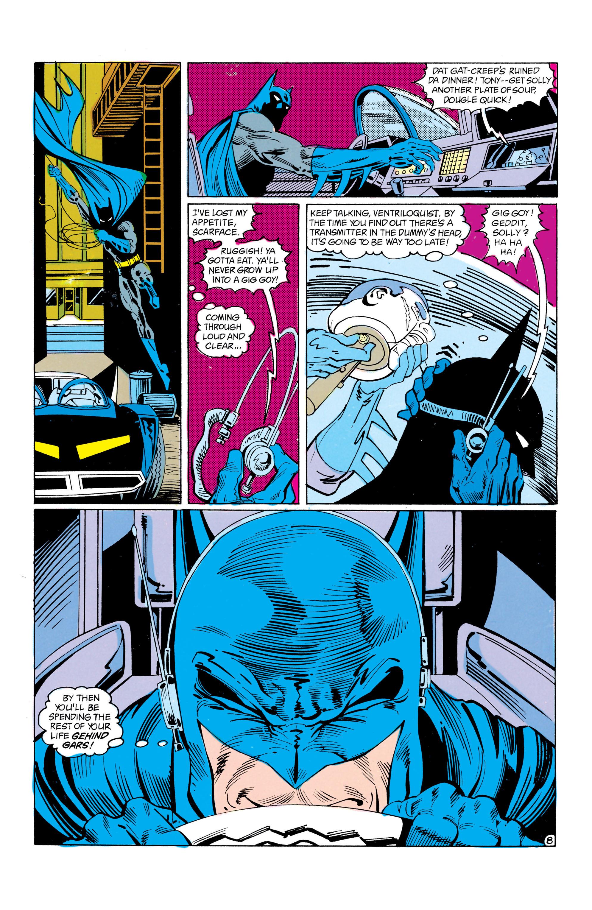 Detective Comics (1937) 584 Page 8