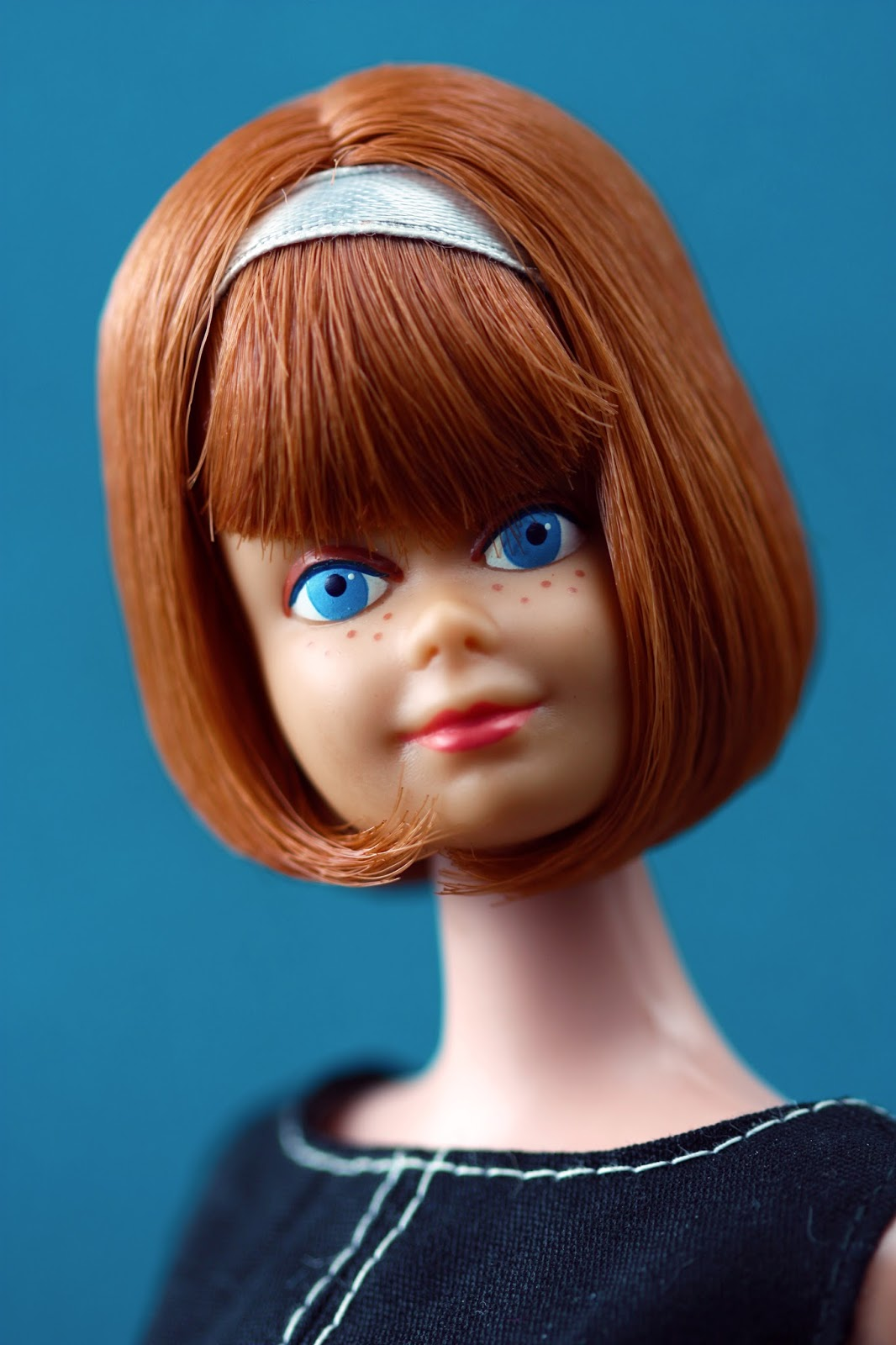 Dolldom The Barbie Look 1965