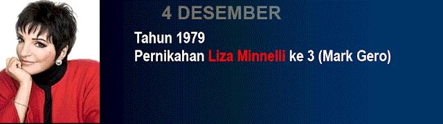 Hari pernikahan Liza Minnelli