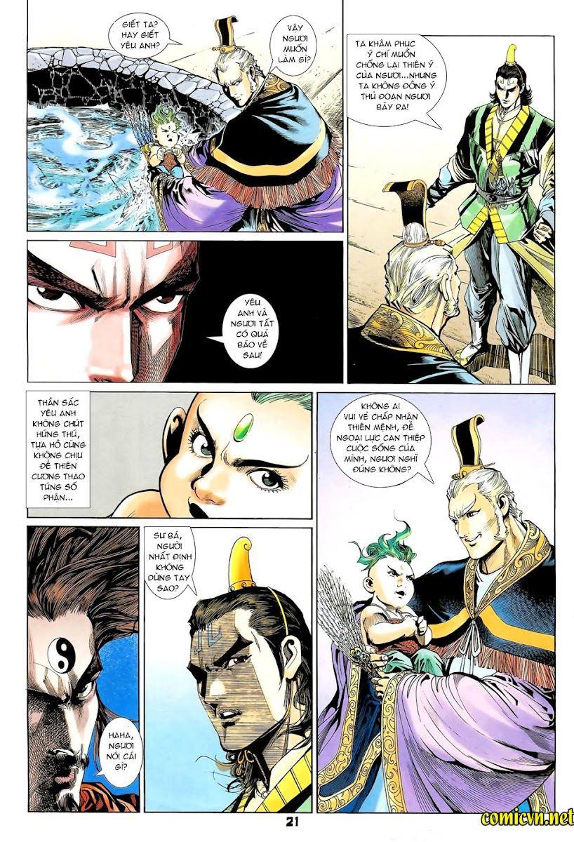 Đại Đường Uy Long chapter 90 trang 21