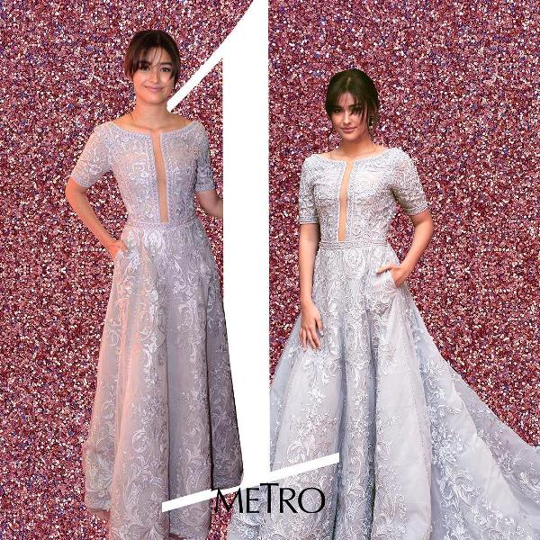 Star Magic Ball Best Dressed Woman Liza Soberano