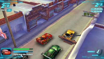 cars 2 ppsspp