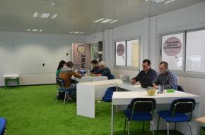 Coworking Sede EOI Madrid