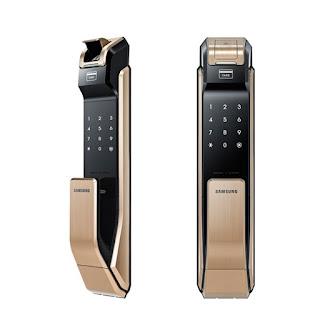 Cần sử dụng khóa điện tử vân tay Samsung đúng cách