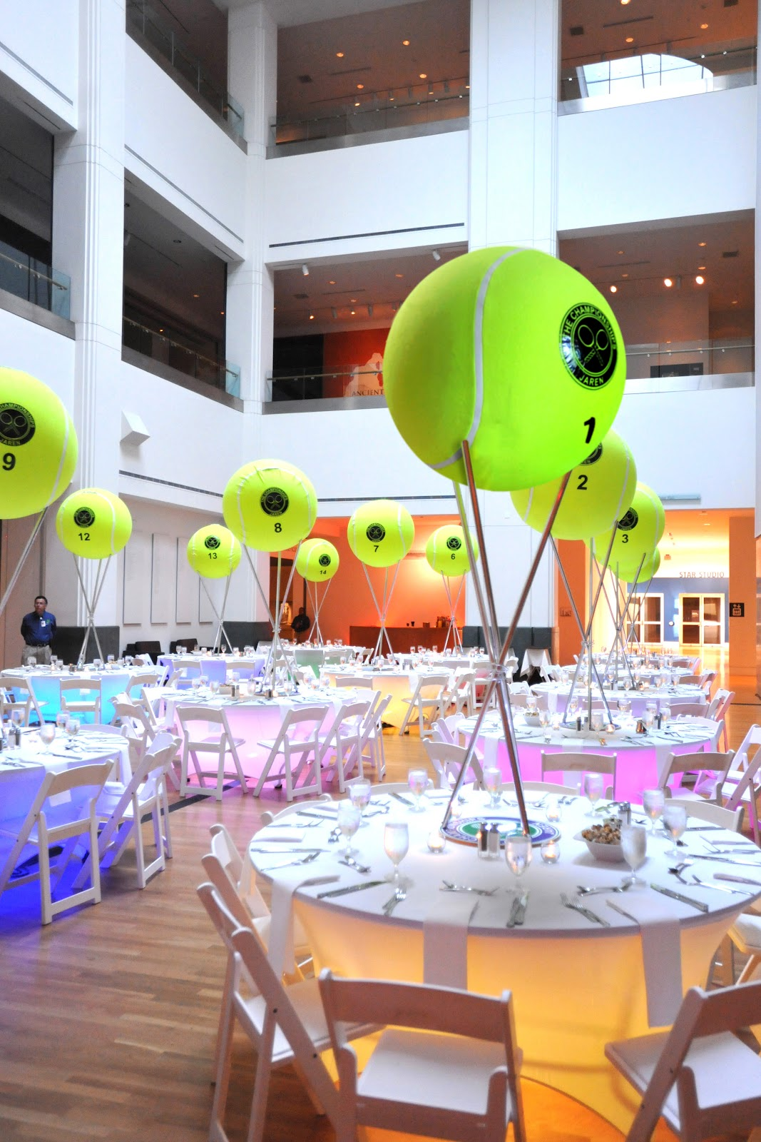 Setting the mood wimbledon whites for Kimberly hall creative interior design
