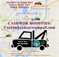 sell my car tampa, selling cars for salvage