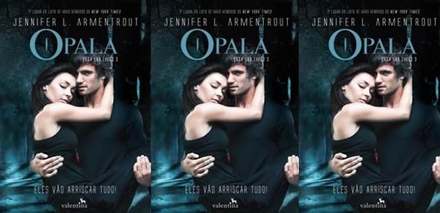 Opala (Saga Lux #3) | Jennifer L. Armentrout