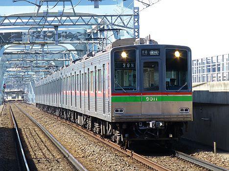 【残り1週間!】千葉NT9000形の印旛日本医大行き(2017.3引退)