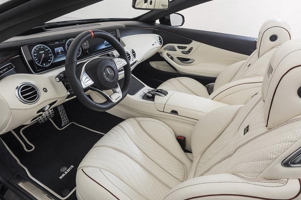 Mercedes-AMG S 65 Cabriolet Brabus Rocket 900