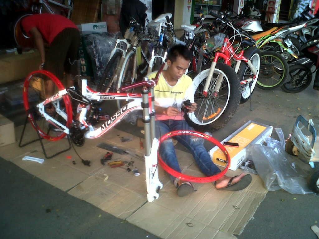 Merakit Sepeda Mtb-Fulsus1