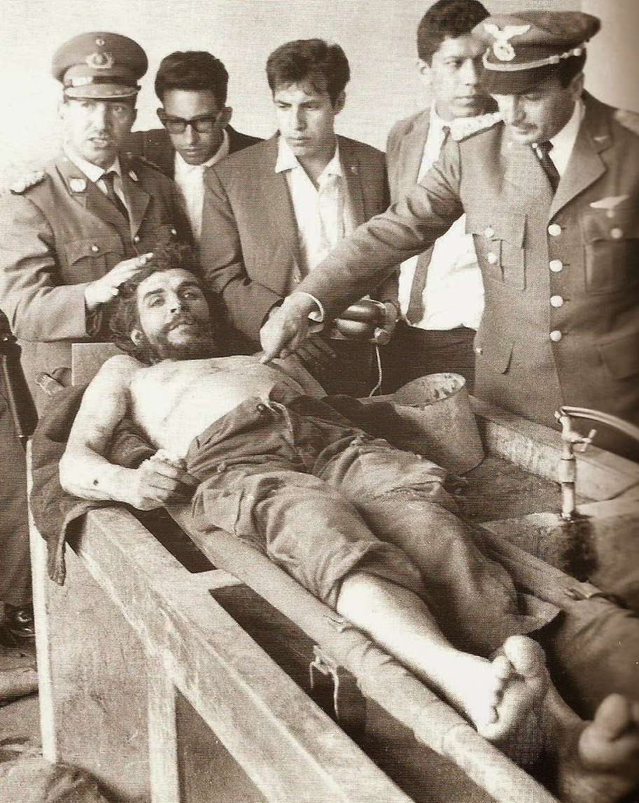 Che Guevara's Last Stand: Bolivians Had to Do This One ... |Who Killed Che Guevara