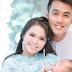 Sekitar Majlis Akikah Anak Sulong Aliff Aziz, Bella Astillah