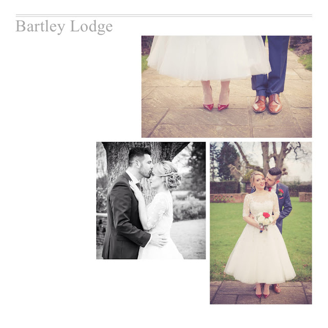 Bartley Lodge Wedding