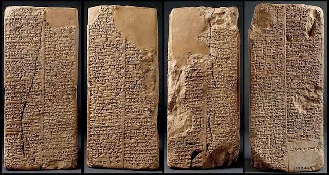 Enki'nin Tabletleri - İnsanoğlu ve Anunnaki'nin Eski Sırları