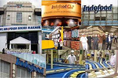 Sejarah Perusahaan Indomie