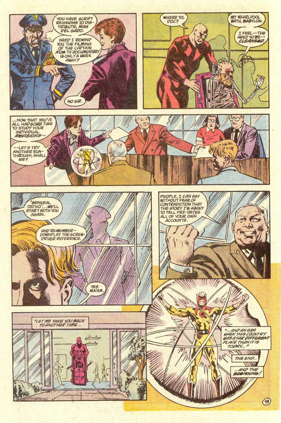 Read online Secret Origins (1986) comic -  Issue #34 - 20