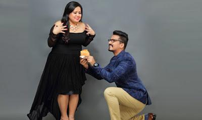 कॉमेडियन भारती सिंह और उनके पति डेंगू से हुए पीड़ित, हॉस्पिटल में हुए भर्ती