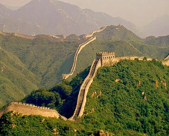 Blog de tais luso a grande muralha da china for A grande muralha da china