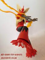 Blaze kick!