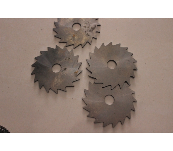 Modul 1   Cutter Carbide   Pisau Milling   Sliting Saw   Cutter Potong