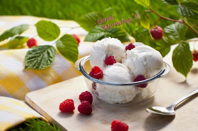 good-morning-ice-cream-raspberries-wallpaper