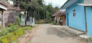 Tanah Pekarangan Seluas 620 m2 di Wajak, Malang Hubungi : 082159098986