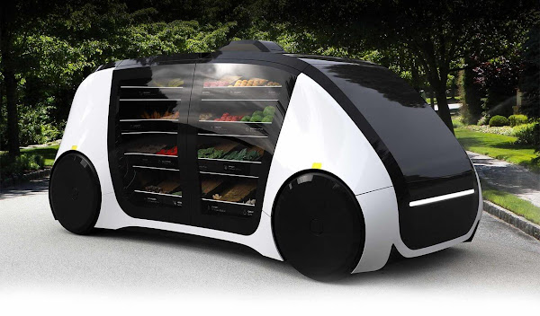 Tienda de comestibles autónoma