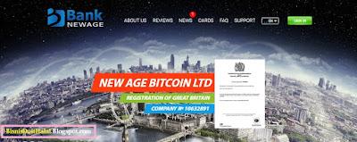 Bisnis Online Gratis Terbaru di 2017 Bersama NewAge Bank
