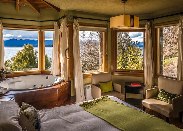 Hotel de luxo Lirolay Suites em Bariloche
