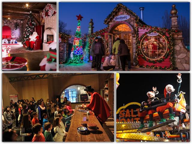 Γιάννενα: Σήμερα τα πιο θεαματικά Χριστουγεννιάτικα εγκαίνια,στην Αστερούπολη!