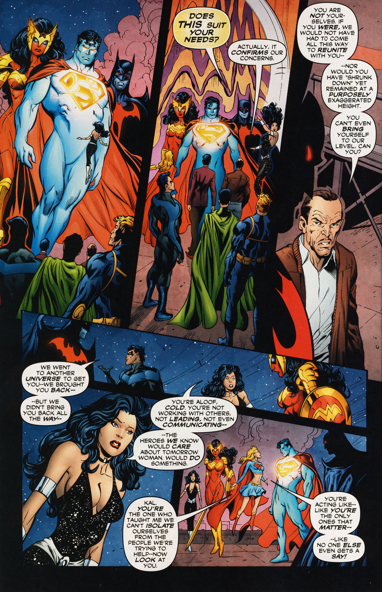 Read online Trinity (2008) comic -  Issue #44 - 20