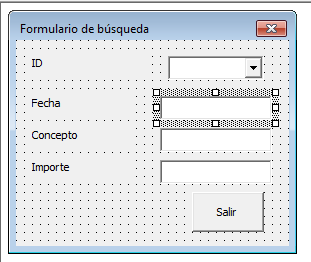 VBA: Limitar elementos de un ComboBox a la lista cargada