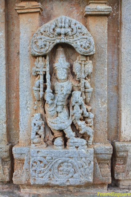 Malleshwara Temple Aghalaya